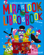 Mira is Look Libro is Book